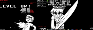 Scott Pilgrim LEVEL UP! Suite UPDATE: Version 2 by drkbrown