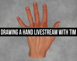 Hand Livestream FINISHED by ConceptCookie