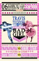 Cartel Travis TouchDown contra Bad Girl by FARetis