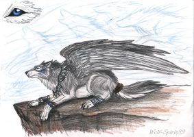 Spirit and wind's wolves by Wolf-Spirit89