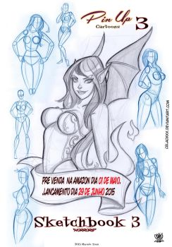 Pin up Cartoons 3 by celaoxxx
