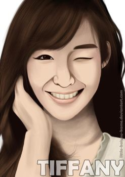 +SNSD 2011 Set: Tiffany+ by Little-kaiyou-Kame