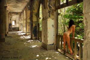 enjoying the ruins by PeterLime