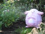 Chansey papercraft by TimBauer92