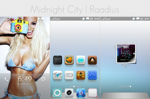 Midnight City by Raadius