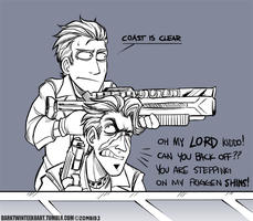 Borderlands Shenanigans by ZombiDJ