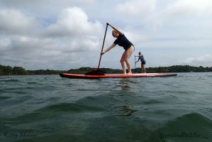 Stand and Paddle SUP 727 by PaddleGallery