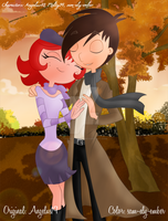 PnF2 - Finally together by sam-ely-ember