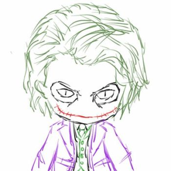 Why So Serious?? by burnzasloth