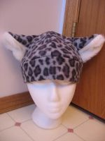 Leopard Kitty Hat by kittyhats