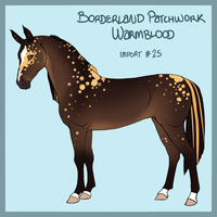 BPW Import 25 - Closed by SkyeWilde-Stables