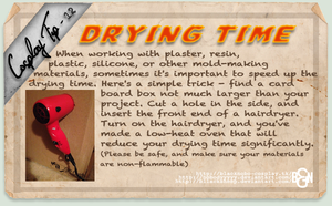 Cosplay Tip 12 - Drying Time by Bllacksheep