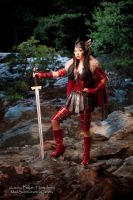 Lady Sif by gstqfashions