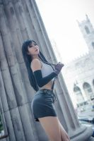 Tifa Lockhart [Final Fantasy VII] by QTxPie
