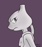 Mewtwo by supereva01