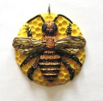 Bee Pendant  Commission by GabriellesBabrielles