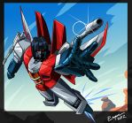 Starscream by EspenG