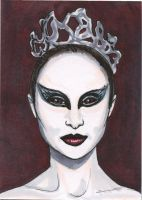 The Black Swan PSC by AshleighPopplewell