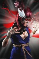 Female Akuma by GinaBCosplay