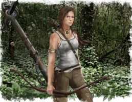Tomb Raider Reborn by wflead