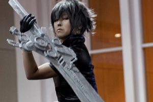 Noctis cosplay by dark1110