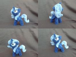 MLP FiM 7 inch minky plush: Filly Luna! by vulpinedesigns