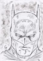 Batman by guinigio