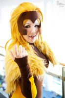 Sabertooth II by EnchantedCupcake