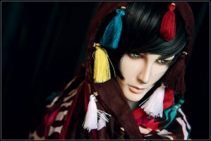 Persian Flower by ThyStoryTeller