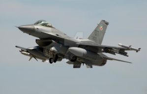 Red Flag F-16 Departure by jdmimages