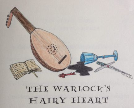 The Warlock's Hairy Heart by dreamingoflight