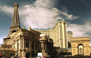 Paris Las Vegas Casino Hotel by ErinM2000