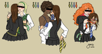 Tie Collector by Yamino