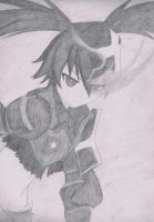 Insane Black Rock Shooter by marianne1998