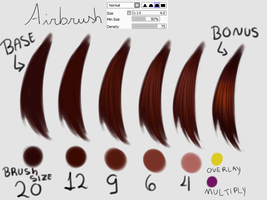 Hair Tutorial by The-MonsterLady