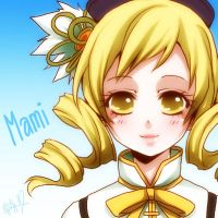 Mami by KishiShiotani