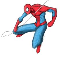 Spiderman by DJgame42