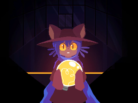 What's the right thing to do?, Niko - OneShot by N0R4G4M4