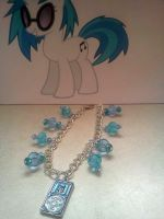 DJ PON-3 Inspired Bracelet by CorterMoon