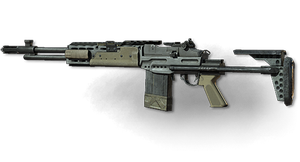 MW3: MK14 by FPSRussia123