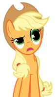 Applejack: What in the hay? by SpellboundCanvas