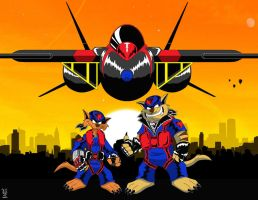 THE SWAT KATS by Junesguy