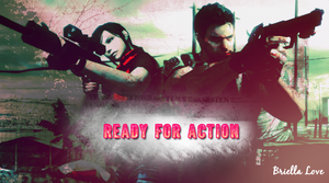 Redfield Bros Ready 4' Action by BriellaLove