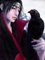 Itachi Uchiha by Darey-Dawn