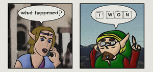 I WON! (Breaking bad/ Faces Of Evil thing) by GETERKIKZKID