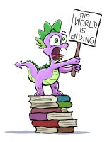 Preaching the end of the world by Pedantia