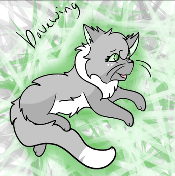 Dovewing For Map by Fancygirl157