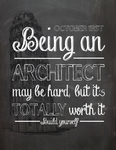 Being an Architect by saescavipica