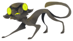 Acid Panther by griffsnuff