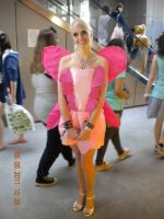 Barbie from FairyTopia  Cospla by SniperSunny